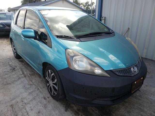Salvage cars for sale from Copart Sikeston, MO: 2012 Honda FIT