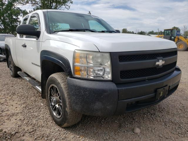 Salvage cars for sale from Copart Central Square, NY: 2008 Chevrolet Silverado