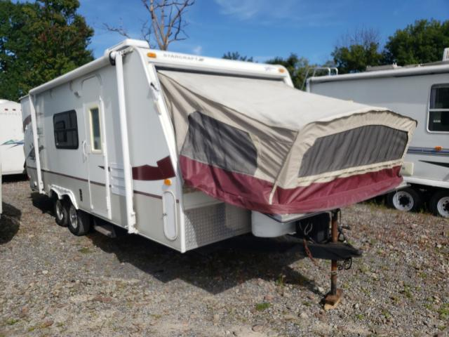 Salvage cars for sale from Copart Central Square, NY: 2008 Starcraft Antiqua