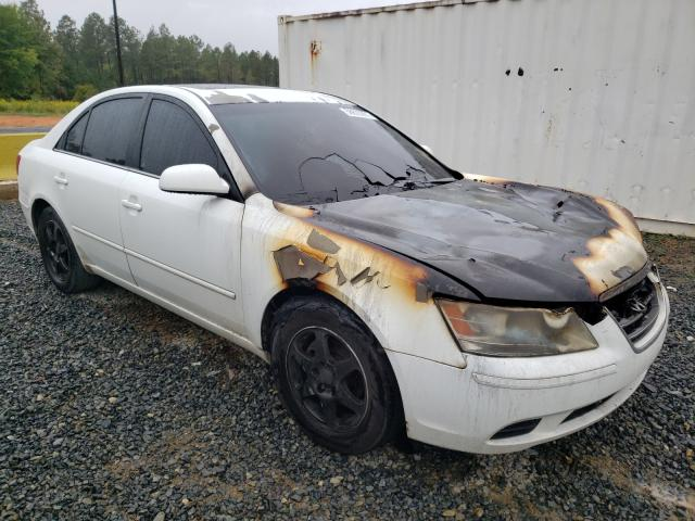 Salvage cars for sale from Copart Concord, NC: 2009 Hyundai Sonata GLS