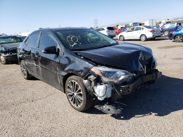 Salvage cars for sale at Tucson, AZ auction: 2016 Toyota Corolla L