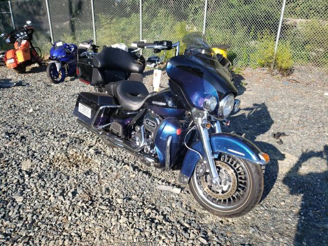 Salvage cars for sale from Copart Baltimore, MD: 2010 Harley-Davidson Flhtk