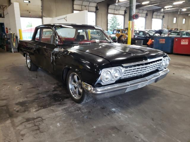 Chevrolet UK salvage cars for sale: 1962 Chevrolet UK