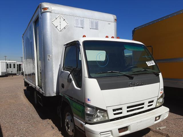 Salvage cars for sale from Copart Phoenix, AZ: 2006 Isuzu NRR
