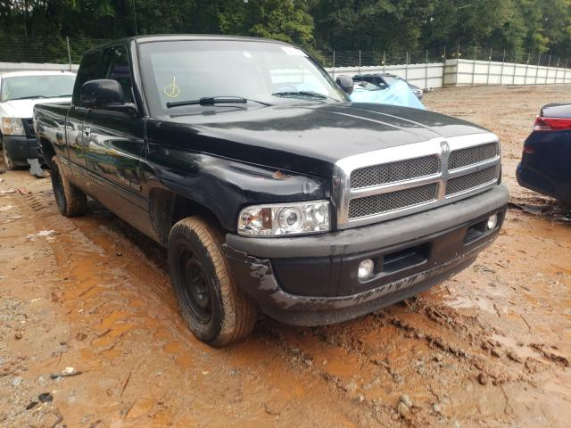 Salvage cars for sale from Copart Austell, GA: 2001 Dodge RAM 1500