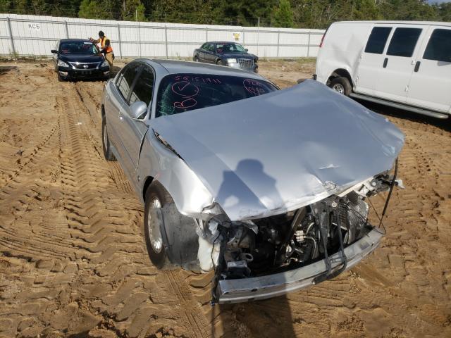 Buick Lesabre salvage cars for sale: 2001 Buick Lesabre