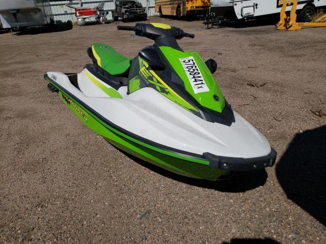Yamaha salvage cars for sale: 2021 Yamaha Waverunner