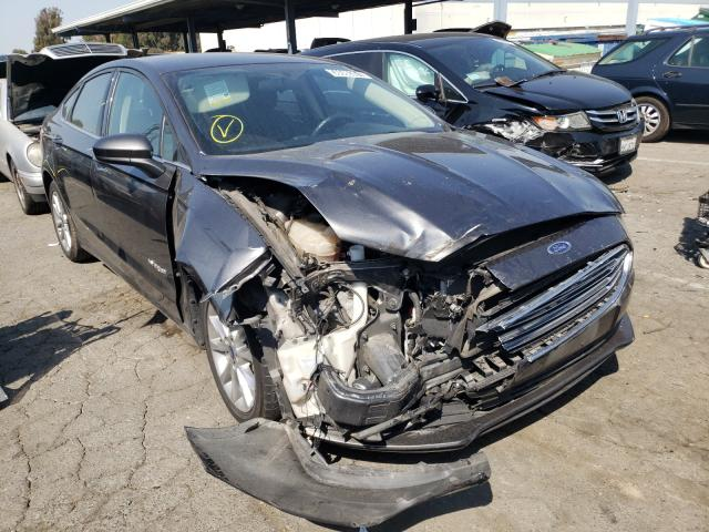 2017 Ford Fusion SE for sale in Hayward, CA