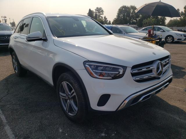 Mercedes-Benz salvage cars for sale: 2021 Mercedes-Benz GLC 300