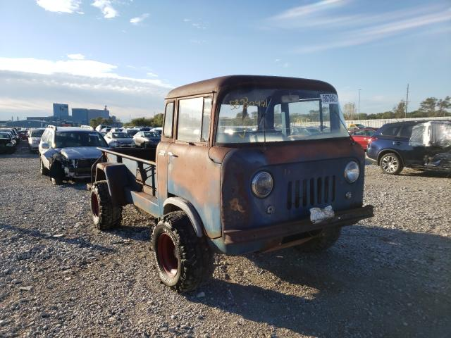 Willys salvage cars for sale: 1960 Willys Jeep