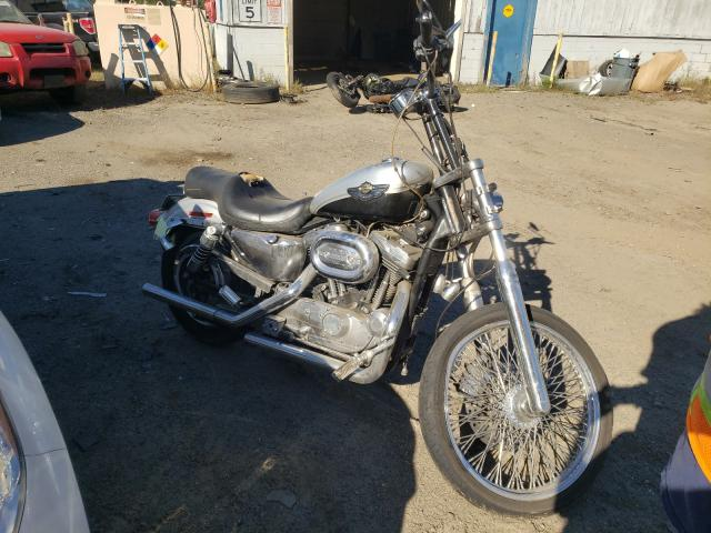 Salvage cars for sale from Copart Lyman, ME: 2003 Harley-Davidson XL1200 C A