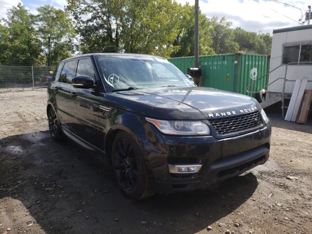 Salvage cars for sale from Copart Marlboro, NY: 2014 Land Rover Range Rover