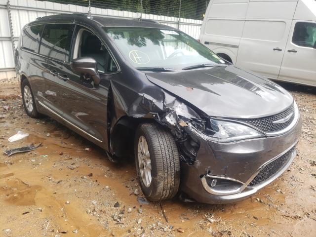 Salvage cars for sale from Copart Austell, GA: 2020 Chrysler Pacifica T