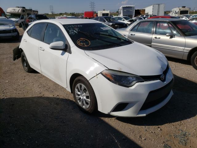 Salvage cars for sale at Tucson, AZ auction: 2014 Toyota Corolla L