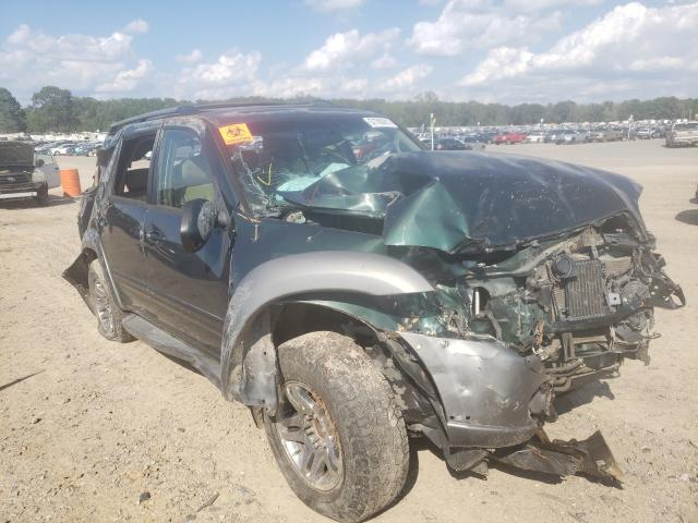 Salvage cars for sale at Conway, AR auction: 2003 Toyota Sequoia SR