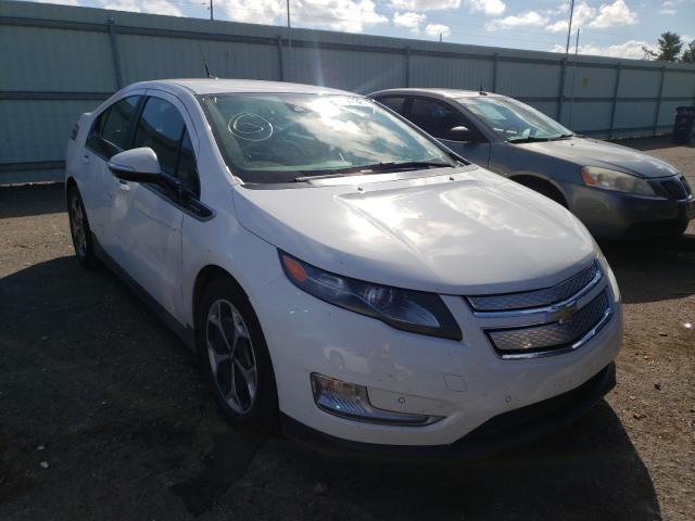 Chevrolet Volt salvage cars for sale: 2014 Chevrolet Volt