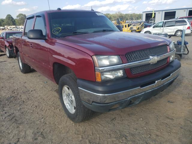 Salvage cars for sale at Conway, AR auction: 2004 Chevrolet Silverado