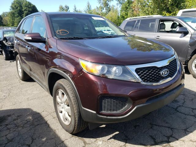 Salvage cars for sale from Copart Portland, OR: 2011 KIA Sorento BA