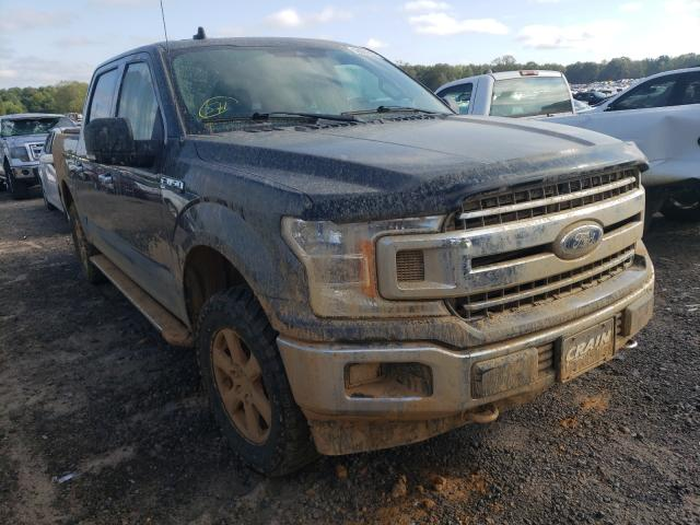 Ford salvage cars for sale: 2019 Ford F150 Super