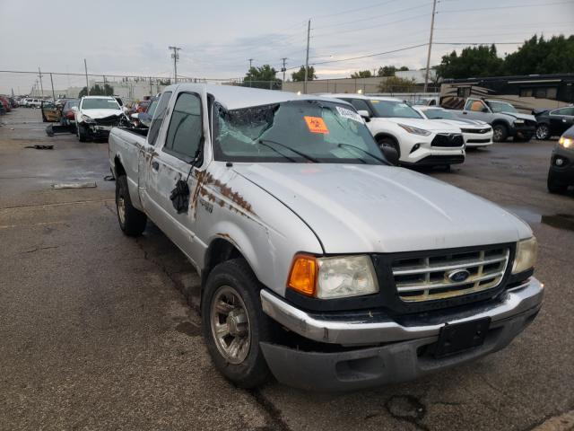 Salvage cars for sale from Copart Moraine, OH: 2003 Ford Ranger SUP