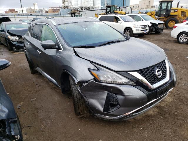 Nissan Vehiculos salvage en venta: 2021 Nissan Murano PLA