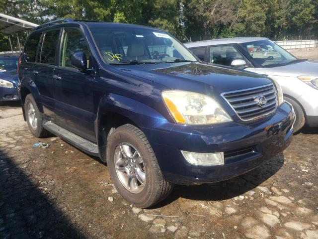 Salvage cars for sale from Copart Austell, GA: 2008 Lexus GX 470