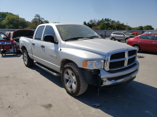 Salvage cars for sale from Copart Wilmer, TX: 2005 Dodge RAM 1500 S