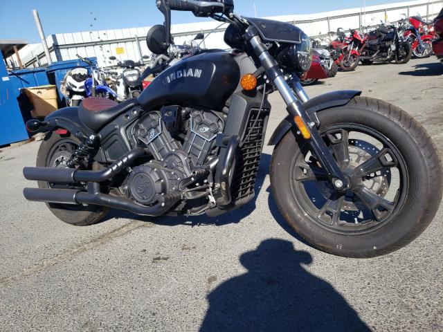 Indian Motorcycle Co. Scout Bobb salvage cars for sale: 2020 Indian Motorcycle Co. Scout Bobb