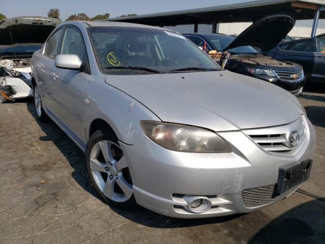 Mazda salvage cars for sale: 2005 Mazda 3 S