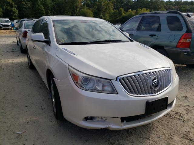 Salvage cars for sale from Copart Seaford, DE: 2011 Buick Lacrosse C