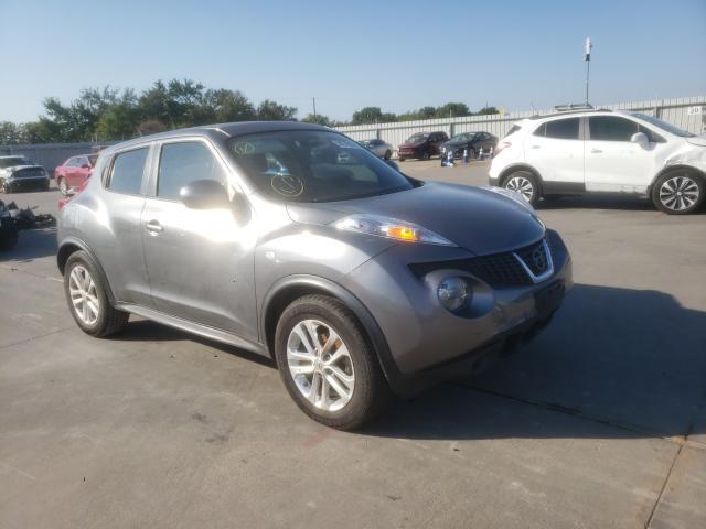 Vehiculos salvage en venta de Copart Wilmer, TX: 2014 Nissan Juke S