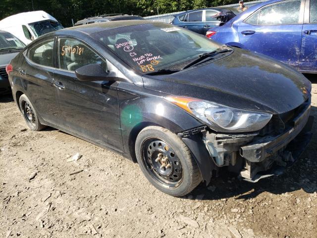 2013 Hyundai Elantra GL for sale in Lyman, ME