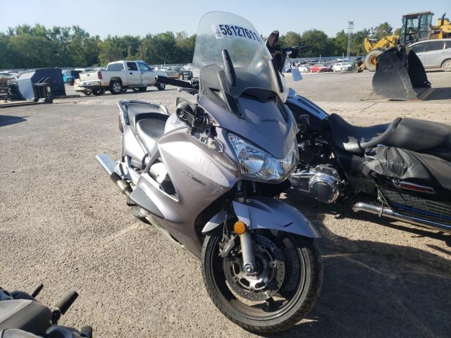 Salvage motorcycles for sale at Oklahoma City, OK auction: 2003 Honda ST1300