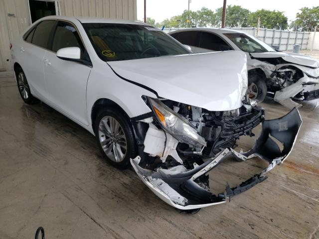 Toyota salvage cars for sale: 2017 Toyota Camry LE