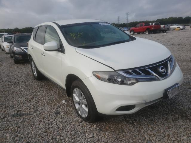 Salvage cars for sale from Copart Memphis, TN: 2011 Nissan Murano S