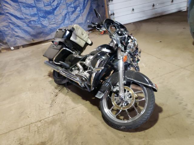 Salvage cars for sale from Copart Columbia Station, OH: 2003 Harley-Davidson Flht