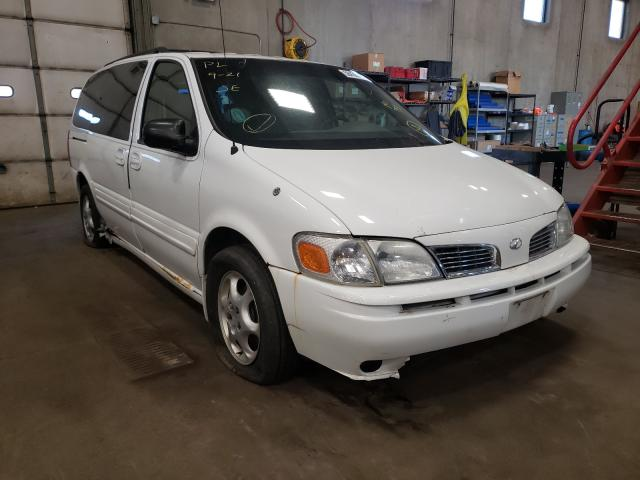 Oldsmobile Silhouette salvage cars for sale: 2003 Oldsmobile Silhouette