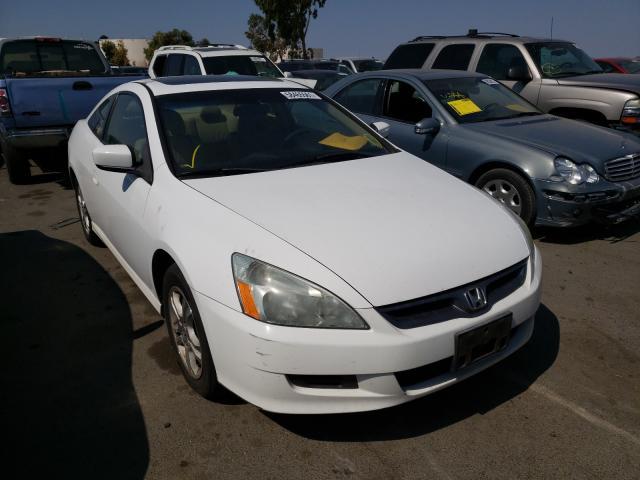 Vehiculos salvage en venta de Copart Martinez, CA: 2007 Honda Accord EX