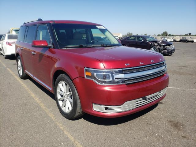 Salvage cars for sale from Copart Sacramento, CA: 2013 Ford Flex Limited