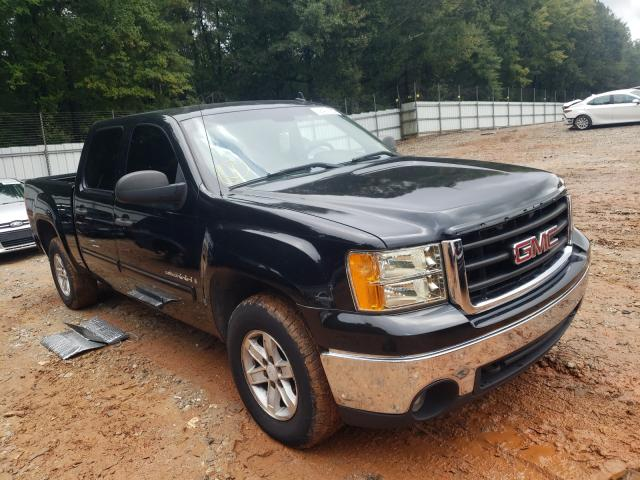 Salvage cars for sale from Copart Austell, GA: 2007 GMC New Sierra