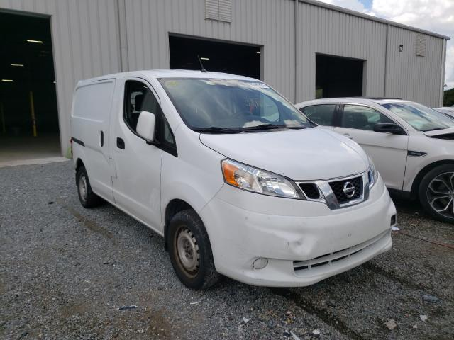 Salvage cars for sale from Copart Jacksonville, FL: 2014 Nissan NV 200