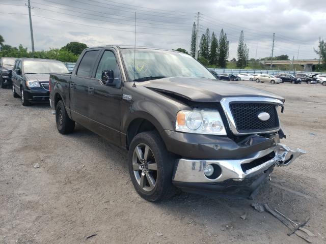 Vehiculos salvage en venta de Copart Miami, FL: 2006 Ford F150 Super