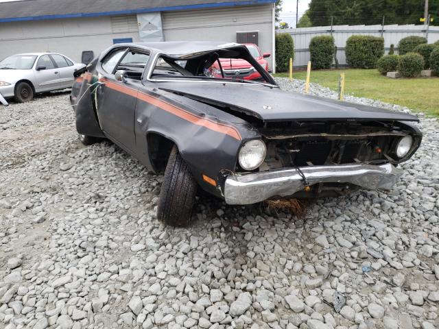 Plymouth salvage cars for sale: 1970 Plymouth Duster