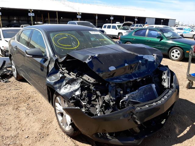Salvage cars for sale from Copart Phoenix, AZ: 2015 Chevrolet Impala LT