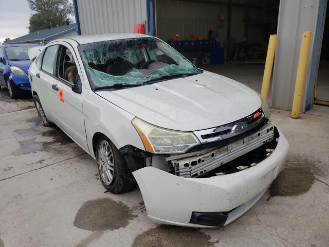 Salvage cars for sale from Copart Sikeston, MO: 2010 Ford Focus SE