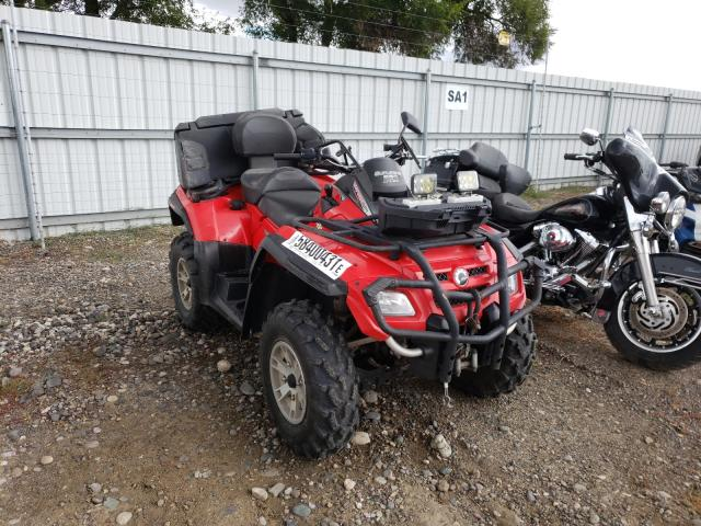Salvage cars for sale from Copart Billings, MT: 2007 Can-Am Outlander
