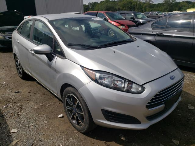 Salvage cars for sale from Copart Jacksonville, FL: 2018 Ford Fiesta SE
