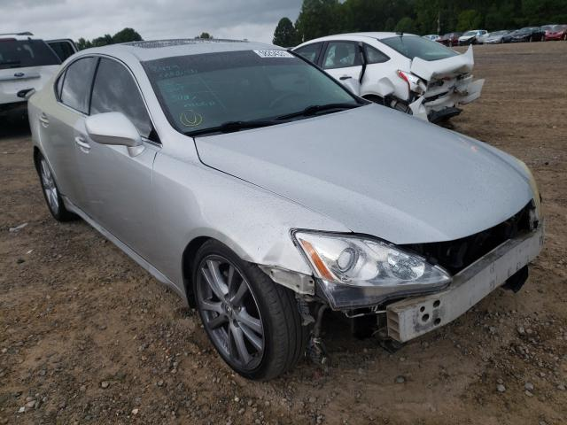 Salvage cars for sale at Conway, AR auction: 2007 Lexus IS 250