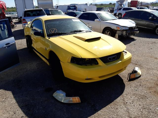 Salvage cars for sale at Tucson, AZ auction: 1999 Ford Mustang GT