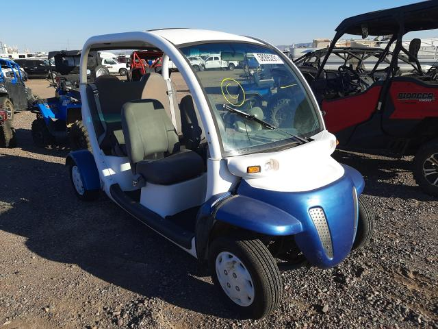 Salvage cars for sale from Copart Phoenix, AZ: 2000 Generac E825